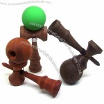 Brown Wooden Kendama