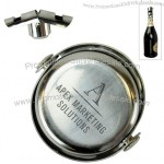 Bubbly Keeper - stainless steel champagne stopper