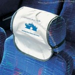 Bus Car Head Rest Cover