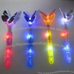 Butterfly Flashing Stick Toys