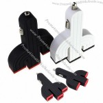 Cactus Car Charger 4.2A Output