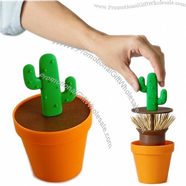 Cactus potted toothpick box factories in china 1172431413 - Cactus toothpick holder ...