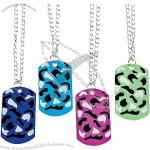 Camouflage Dog Tag Necklaces(1)