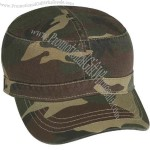 Camouflage Military Cap