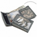 Camouflage Trifold Wallet