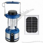 Camping Lantern with USB Output