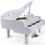 Can Play the Piano Music Box