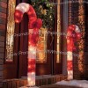Candy Cane Christmas Decorative Lights for Outdoor Lighting