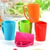 Candy Color Toothbrush Cup