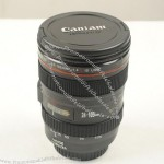 Canon Zoom Lens EF 24-105mm Coffee Cup, Camera Lens Mugs