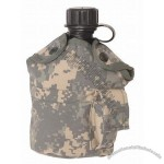 Canteen and Army Digital Camo Cover