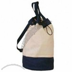 Canvas Duffel Or Sailor Bag