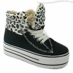Canvas Shoes, Cotton Fabric Lining Material