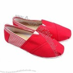 Canvas Shoes with EVA Sole