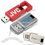 Capless Swivel Design USB Flash Drives