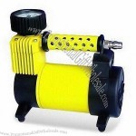 Car Air Compressor with 30mm Cylinder and 5M PU Hose