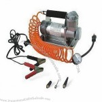 Car Air Compressor with 40mm Cylinder Diameter and 150psi Air Pressure