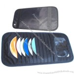 Car Auto Truck Sun Visor CD DVD Organizer Holder Case