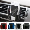 Car Cell Phone Holder with Earphone hook