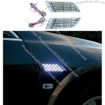 Car Decorative Lamp with Sticker