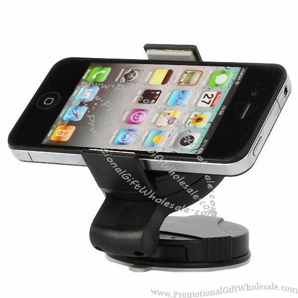 car mount holder rotate dashboard for cell phone iphone 4 3g 3gs pda gps mp4 cheap price 449832442. Black Bedroom Furniture Sets. Home Design Ideas