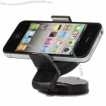 Car Mount Holder Rotate Dashboard for Cell Phone iPhone 4 3G 3GS PDA GPS MP4