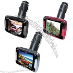 "Car MP3/MP4 Player with 2GB 1.8"" Color Screen Support U Disc / SD Card"