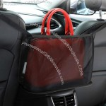 Car Net Pocket Handbag Holder - Seat Back Organizer Mesh