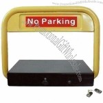 Car Parking Space Barrier with Rechargeable Battery