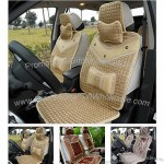 Car seat covers and cushions set