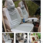 Car seat Cushions - Bamboo