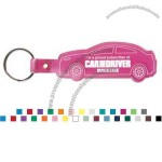 Car Shaped Key Tag
