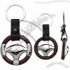 Car Steering Wheel Keychain