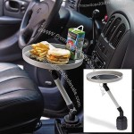 Car Swivel Saucer - Vehicle Swivel Tray