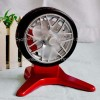 Car Tires USB Rechargeable Fan