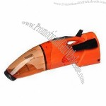 Car vacuum cleaner with 70W power and 10.8V DC voltage