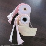 Carbonless Paper Roll with Paper or Plastic Core