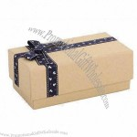Cardboard Gift Boxes with Bowknot