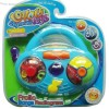 Cartoon Baby Rattles Music Lovely Toys with Light