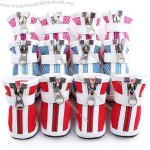 Casual Breathable Mesh Pet Dog Shoes