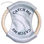 "Catch Me Flying Disc Dog Toy 7"" Diameter"