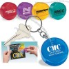 CD Jewel case opener with key holder.