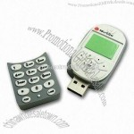 Cell Phone Shaped USB Memory Stick