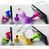 Cell Phone Stand - Silicone Pen Holder