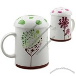 Ceramic Mug Gift Cup Tea Cup With Cover