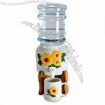 Ceramic Water Dispenser with Classical Style