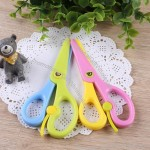 Child Safety Resin Scissors