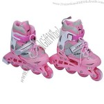 Children Inline Skate Shoes with PP Frame
