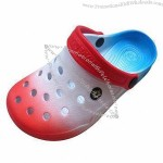 Children's Clog, Made of EVA Injected