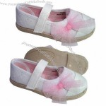 Children's Injection/Canvas Shoes